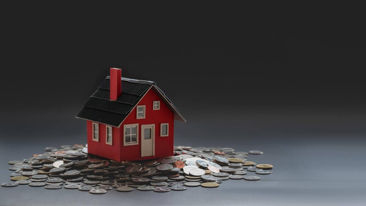 Preissturz bei Immobilien