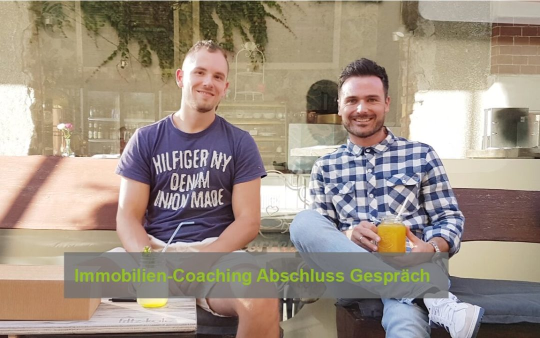 Coaching bei 30 Grad – Abschlussgespräch mit Malte im Corretto