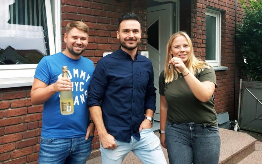 "Traumhaus gefunden – Immobilien-Coaching ""Eigenheim"" abgeschlossen"