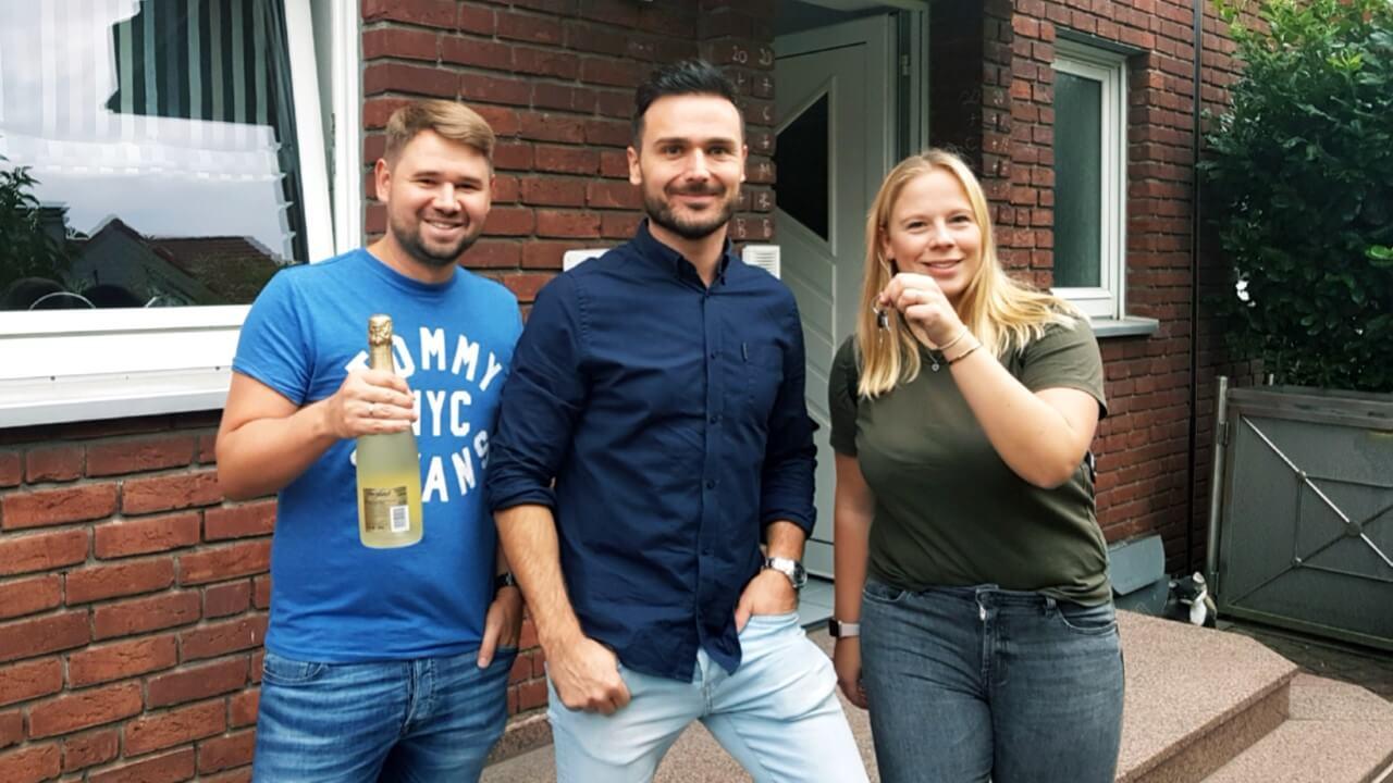 Immobilien-Coaching Eigenheim Abschluss