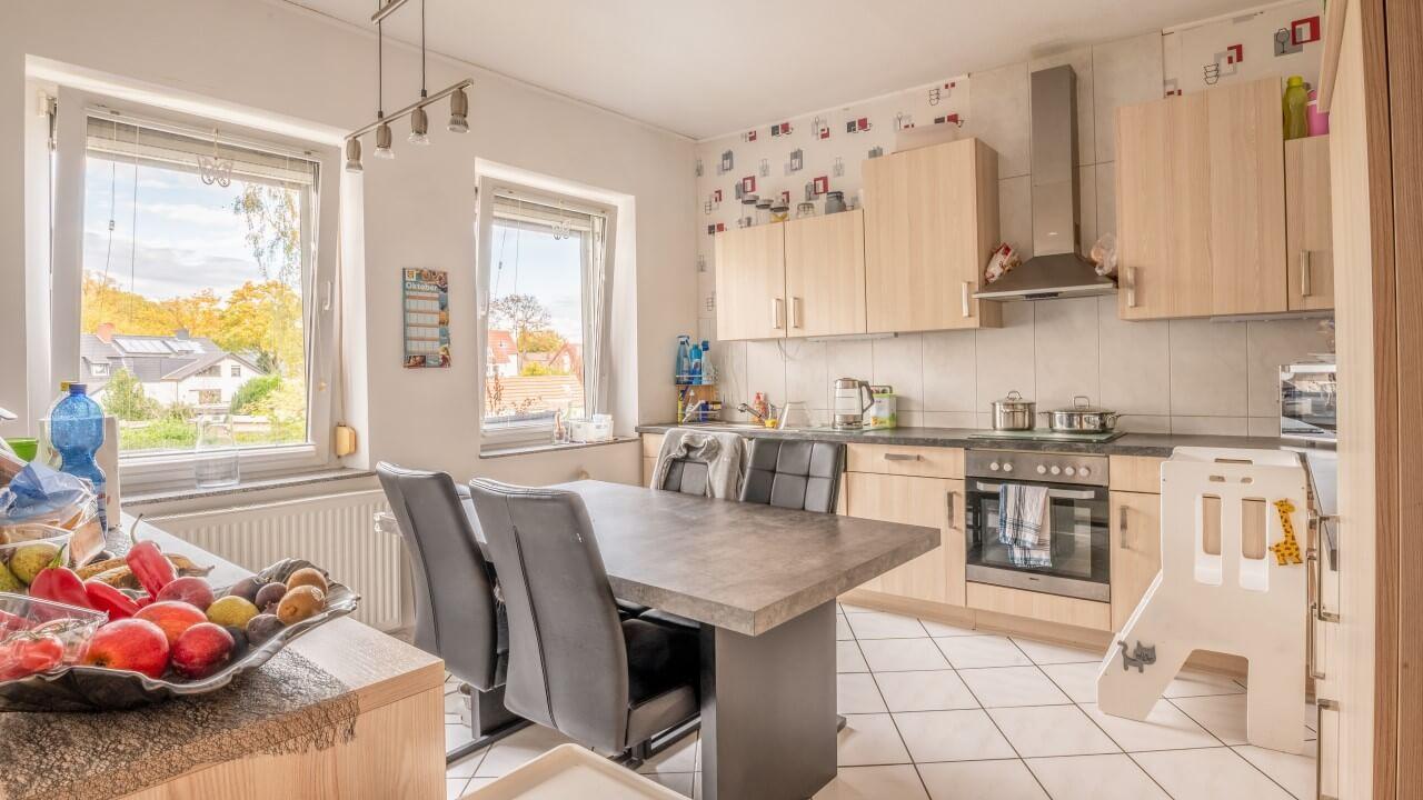 Immobilie zu verkaufen Bottrop Eigen Küche