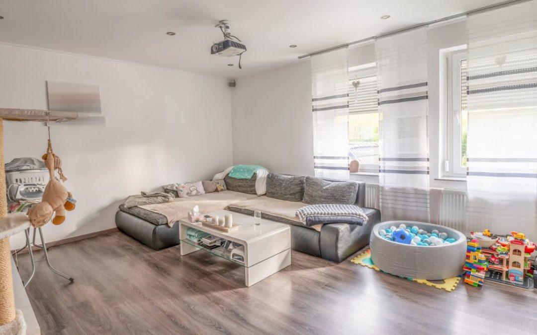 neue Immobilie – Maisonette-Wohnung mit Hauscharakter in Bottrop-Eigen