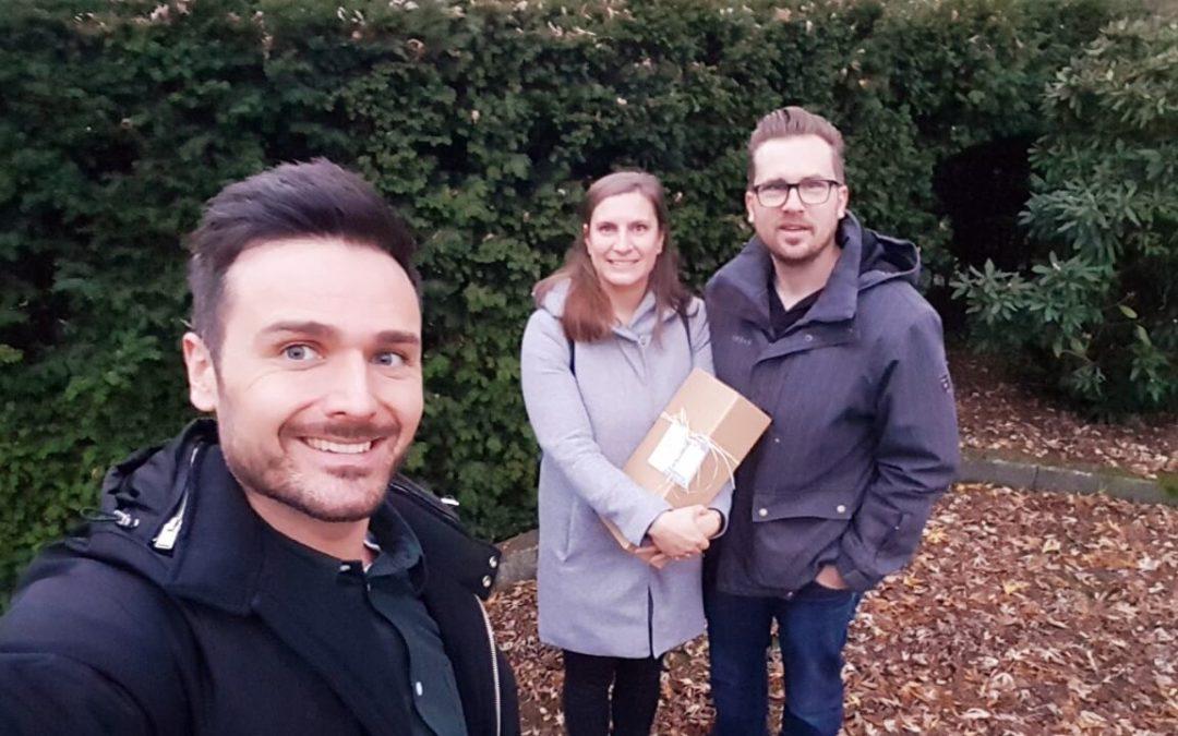 Anna und André ziehen ins Eigenheim – Immobilien-Coaching abgeschlossen