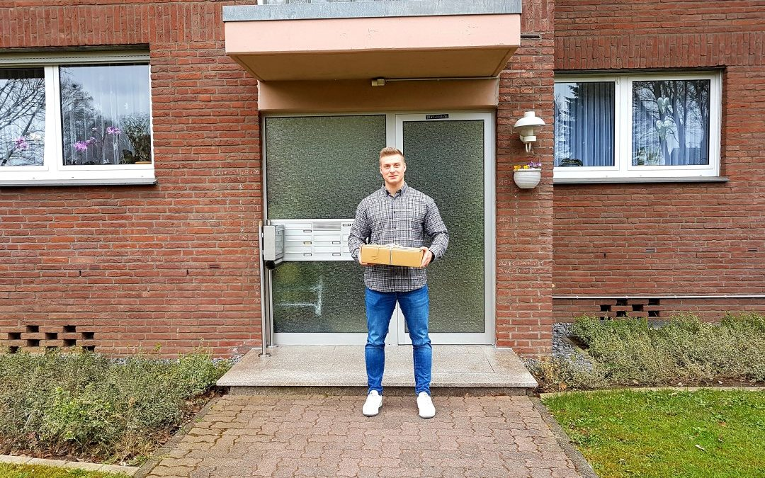 Fabian ist jetzt Immobilien-Investor