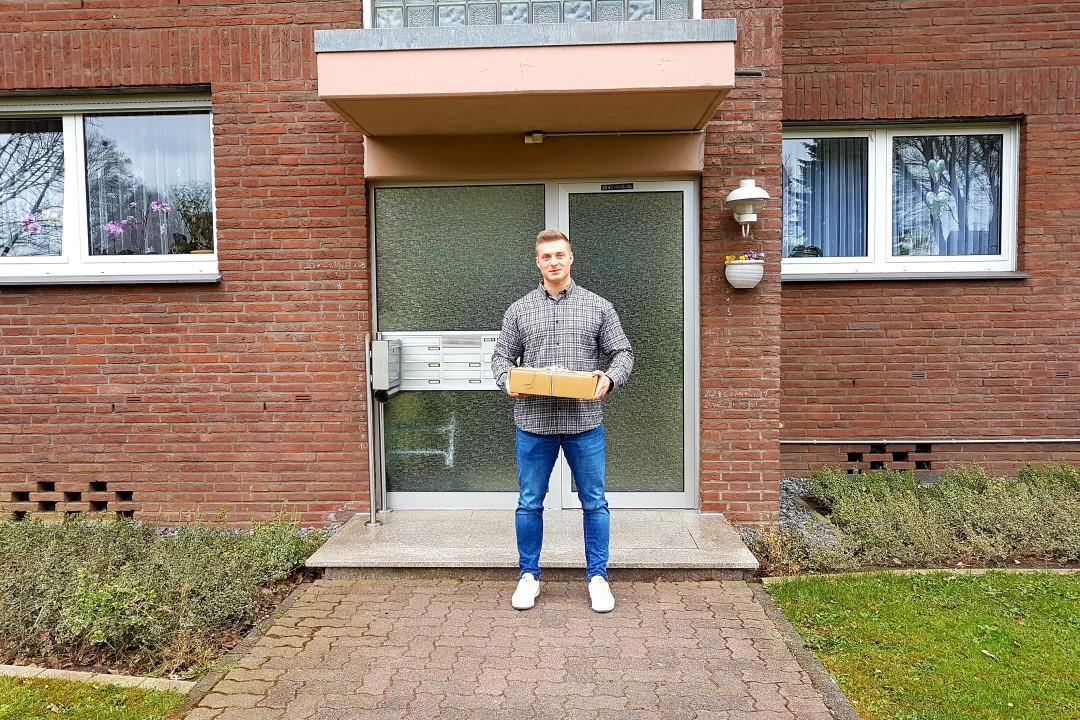 Fabian wird Immobilien Investor