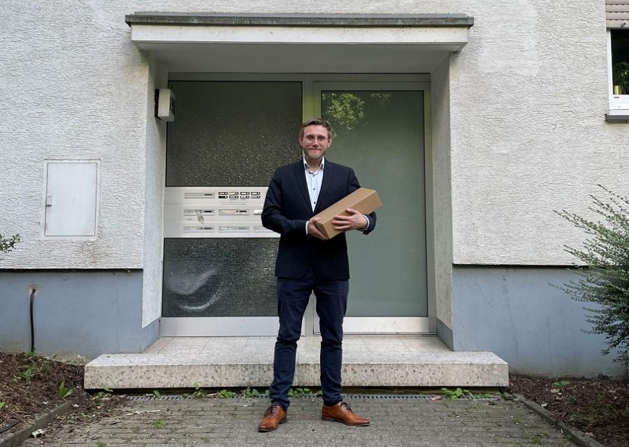 Michael kauft eine Wohnung in Dortmund