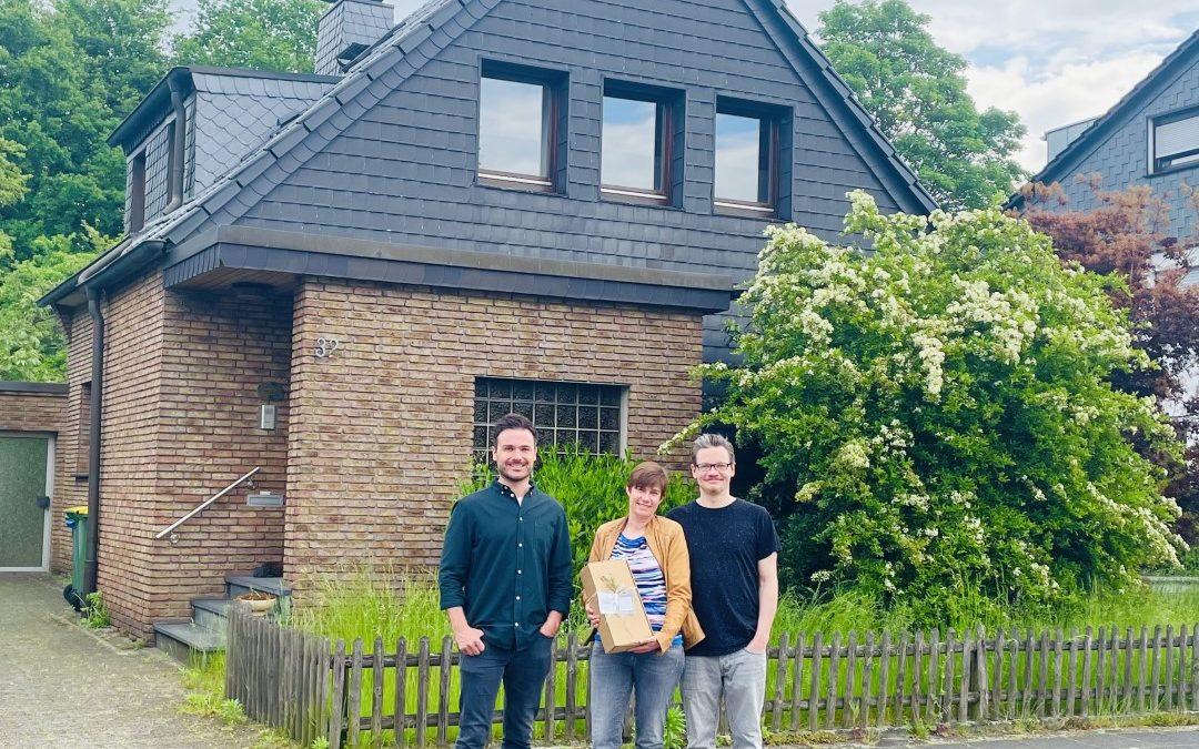 Alexandra und Marcel kaufen ein Haus in Oberhausen