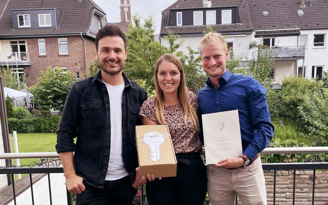 Anna und Dustin kaufen eine Wohnung in Essen