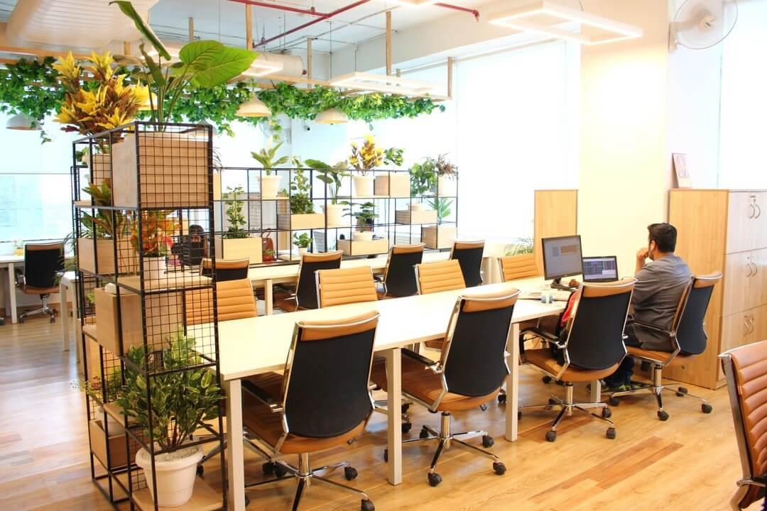 Coworking Space & Immobilienmarkt